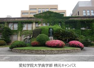 愛知学院大学歯学部 楠元キャンパス