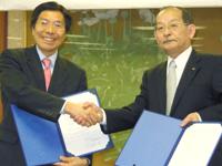 昭和大と都歯が歯学部学生教育に関する協定締結