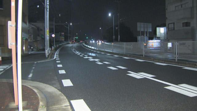バイクが単独事故、運転の57歳男性死亡 名古屋・中村区