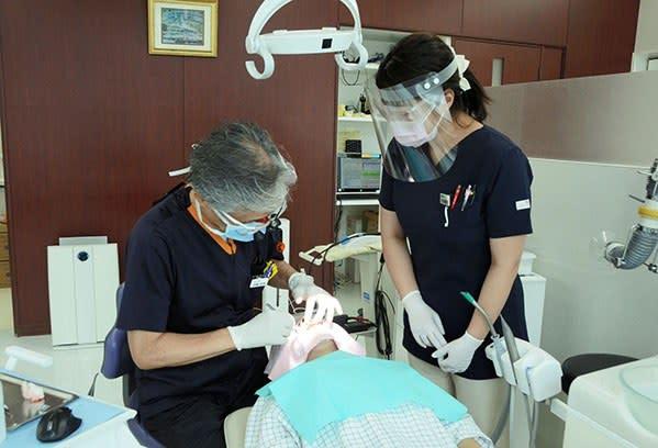 口腔ケア、コロナのリスク減 熊本県歯科医師会、定期受診で歯周病対策訴え