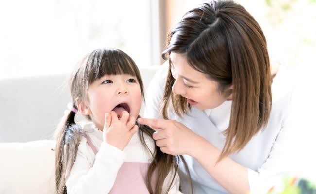 乳幼児期は虫歯の進行が早い!早期発見&早期処置で健康な歯を守ろう