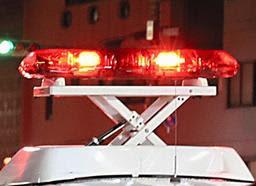 騒音注意の女性警官をCDケースで殴る 自称歯科医の76歳男 容疑で現行犯逮捕