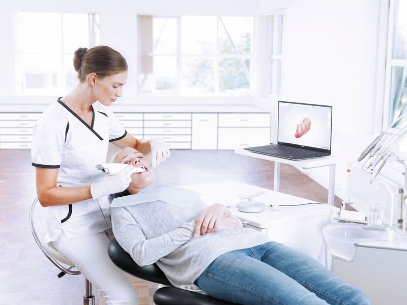 TRIOS口腔内スキャナー、矯正&インプラント治療支援における適用拡大へ!8月20日承認取得