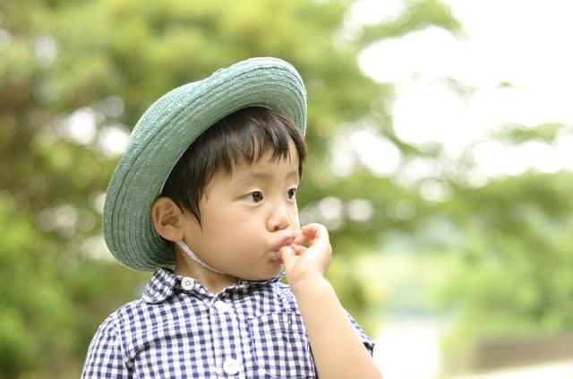 気を付けたい子どもの指しゃぶり…続くようなら歯並びやかみ合わせ、発音に影響も