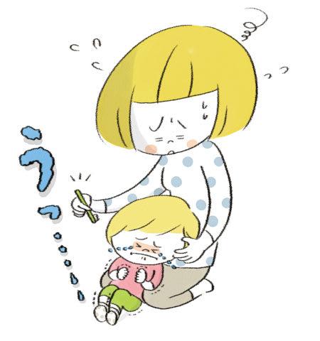 2歳の娘が毎日歯磨きを嫌がります。対処法はある?