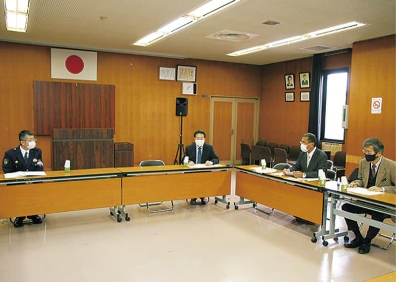警察と歯科医師会が会合 幅広く意見交換 横浜市青葉区