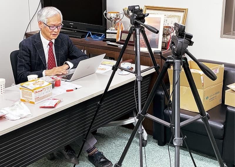 平塚歯科医師会 初のオンライン講演 介護従事者むけに 平塚市