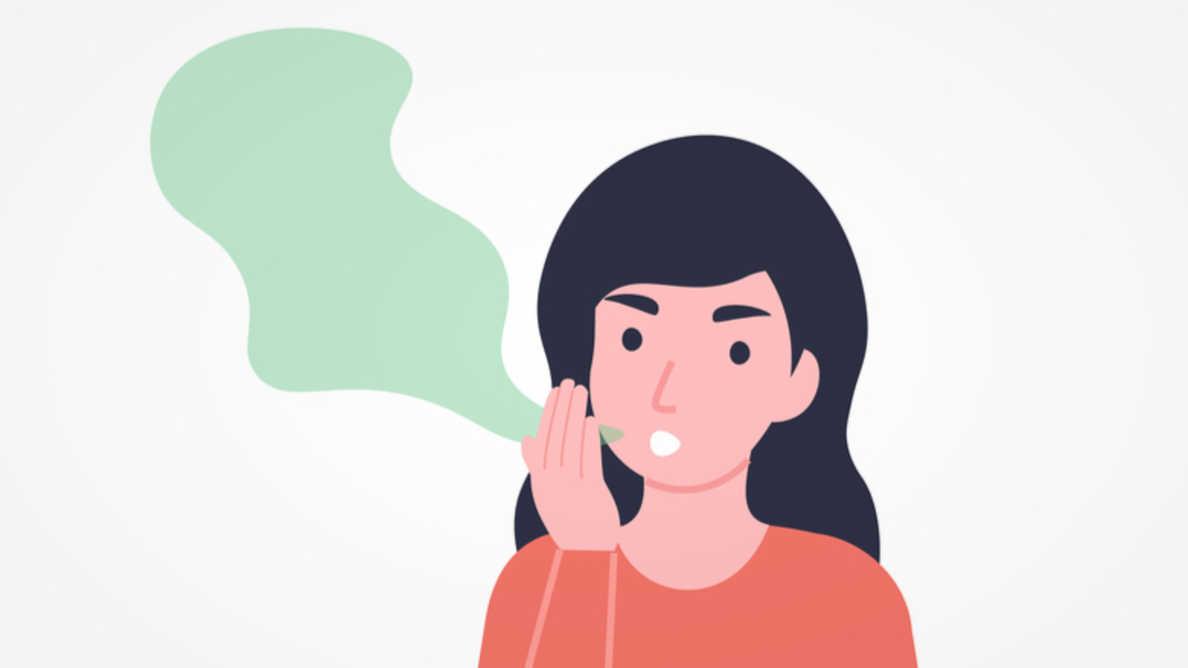 歯周病と口臭の関連性に関する研究