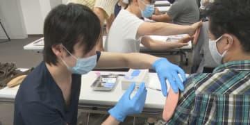 石川・加賀歯科医師会がワクチン接種へ研修