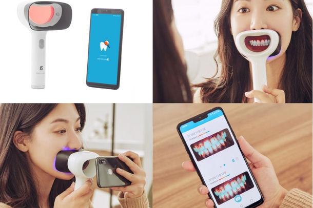 【プレスリリース】AIが口腔状況を分析し、歯垢を可視化! 「歯垢チェッカーdentinoteファミリーセット」をクラウドファンディングBOOSTERにて6月18日に限定販売  大人も子供も歯磨き悩みさよなら~歯垢チェッカーで磨き残しゼロ!