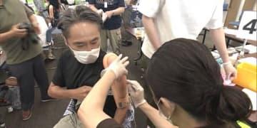 ワクチンの打ち手不足に備え 歯科医師が注射の打ち方学ぶ 秋田市