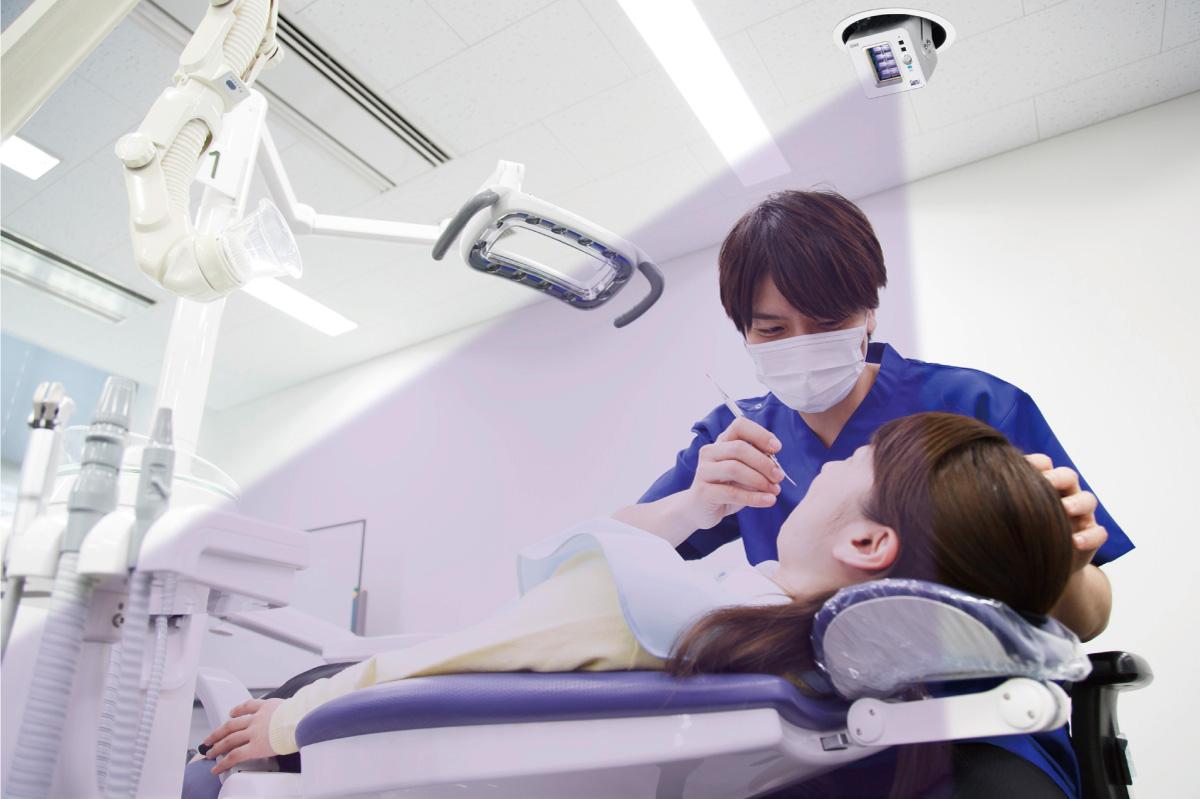 更なるウイルス対策に、人体に悪影響を及ぼさない紫外線を。「Care222Ⓡ iシリーズ」
